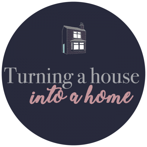 Turning a House into a Home Round Logo