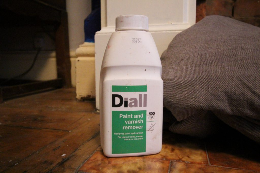Diall Paint and Varnish Remover