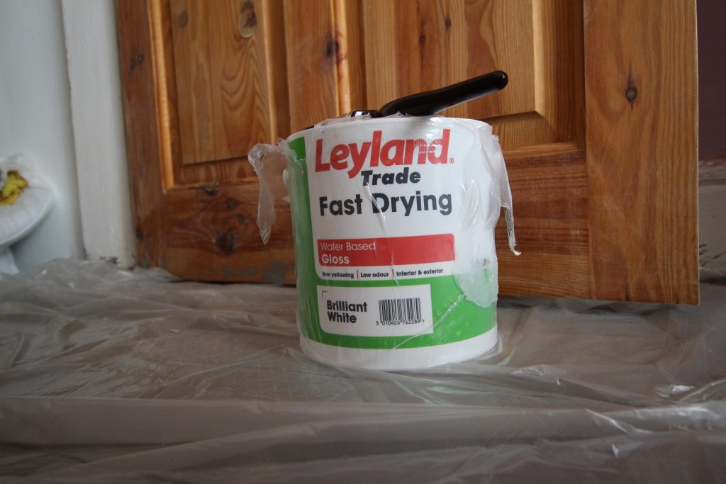 Leyland Trade Fast Drying: my go-to paint for all interior woodwork