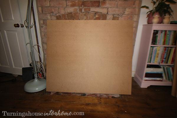 Bargain sheet of wood